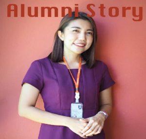 Alumni Story - Pattraporn