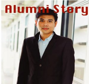 Alumni Story - Sumethee