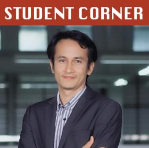 Student Corner 01 - Thammarong